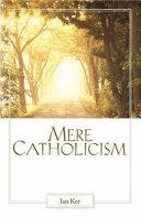 Pdf Mere Catholicism Telecharger