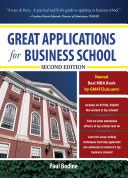 Great Applications for Business School, Second Edition ebook