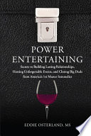 Power Entertaining Book