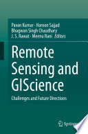 Remote Sensing and GIScience