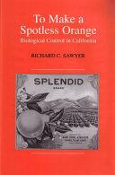 To Make a Spotless Orange Pdf/ePub eBook