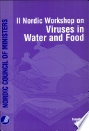 II Nordic Workshop on Viruses in Water and Food