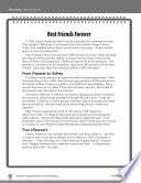 Test Prep Level 5  Best Friends Forever Comprehension and Critical Thinking Book