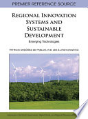 Regional Innovation Systems and Sustainable Development  Emerging Technologies