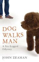Dog Walks Man