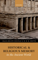 Historical and Religious Memory in the Ancient World