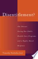 Disentitlement  Book