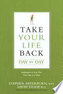 Take Your Life Back Day by Day Book PDF
