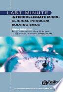 Last Minute Intercollegiate MRCS
