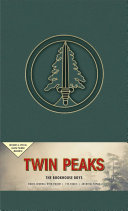 Twin Peaks The Bookhouse Boys Hardcover Ruled Journal