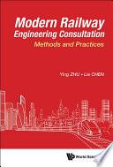 Modern Railway Engineering Consultation