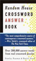 Random House Crossword Answer Book PDF