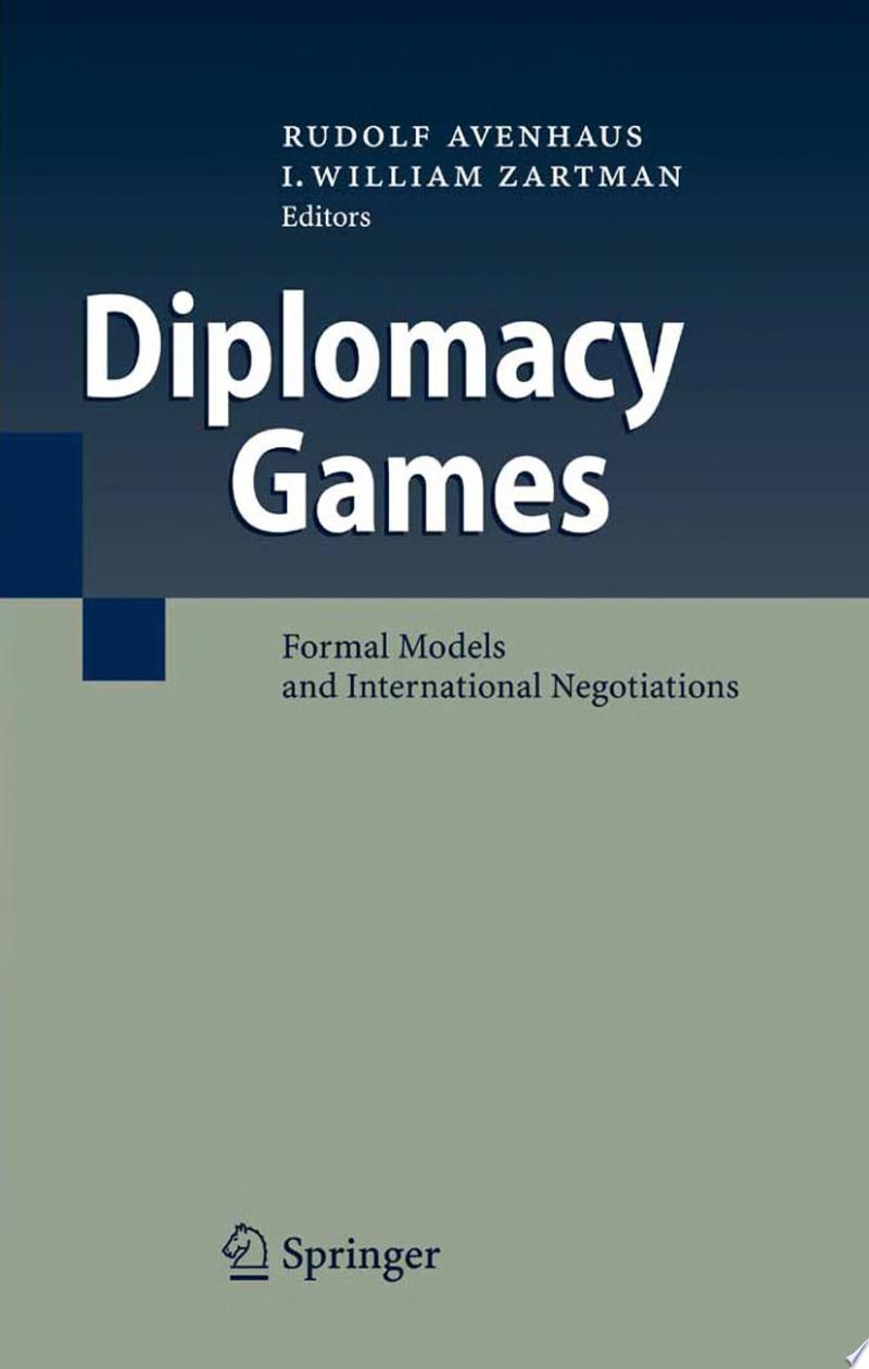 Diplomacy Games banner backdrop
