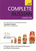 Complete Russian (Learn Russian With Teach Yourself)