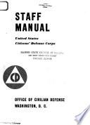 Staff Manual