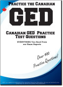Practice the Canadian GED! Practice test questions for the Canadian GED