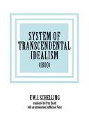 System of Transcendental Idealism  1800