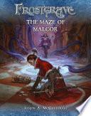 Frostgrave  The Maze of Malcor