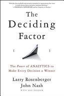 The Deciding Factor Book PDF