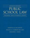 Public School Law Book