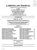 Labour Law Journal