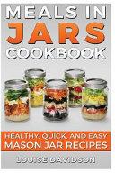 Meals in Jars Cookbook