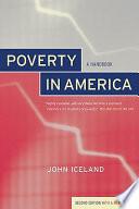 Poverty in America Book