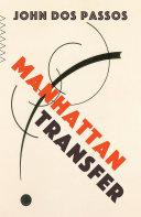Manhattan Transfer Pdf/ePub eBook