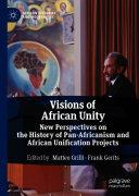 Visions of African Unity Pdf/ePub eBook