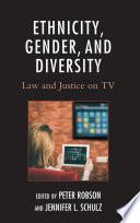 Ethnicity  Gender  and Diversity Book