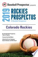 Colorado Rockies 2019