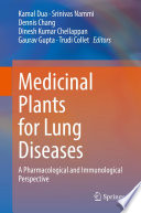Medicinal Plants for Lung Diseases Book