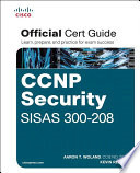 CCNP Security SISAS 300 208 Official Cert Guide