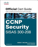 CCNP Security SISAS 300-208 Official Cert Guide
