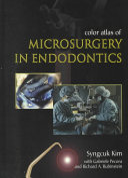 Color Atlas of Microsurgery in Endodontics Book
