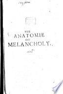 Anatomy of Melancholy