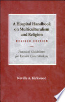 Hospital Handbook On Multiculturalism Religion Revised Edition