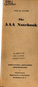 The AAA Notebook