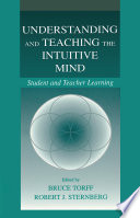 Understanding and Teaching the Intuitive Mind Book