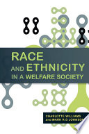 Ebook Race And Ethnicity In A Welfare Society