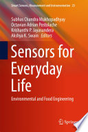 Sensors for Everyday Life Book