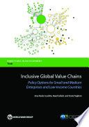Inclusive Global Value Chains