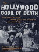The Hollywood Book of Death Book