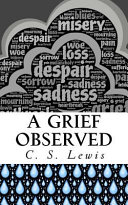 A Grief Observed Book PDF
