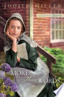 More Than Words  Daughters of Amana Book  2