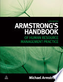 """""""Armstrong's Handbook of Human Resource Management Practice"""" by Michael Armstrong"""