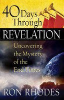 40 Days Through Revelation Pdf/ePub eBook