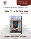 Let The Circle Be Unbroken By Mildred D Taylor