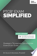 PTCB Exam Simplified