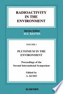 Plutonium in the Environment Book